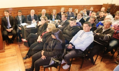 Arrancó el juicio al intendente radical Varisco acusado de financiar bandas narco