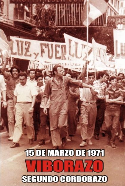 El Viborazo, o segundo Cordobazo, un duro golpe a la dictadura militar | La Opinión Popular